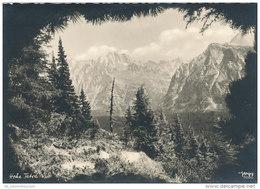 Hohe Tatra / Popp-Karte (D-A187) - Slovakia