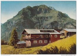 Mittelberg (Vorarlberg) / Kleinwalsertal (D-A187) - Kleinwalsertal