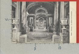 CARTOLINA NV ITALIA - ROMA - Vaticano - La Galleria Dei Candelabri - 9 X 14 - Roma (Rome)