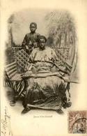 ETHNIQUES - Carte Postale - Jeune Fille Ouoloff - L 29968 - Africa