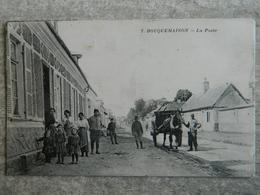 BOUQUEMAISON  LA POSTE - France