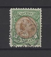 PAYS-BAS.  YT  N° 44  Obl  1891 - Oblitérés