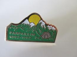 Pin's  Centenaire De Parpaillon - Badges