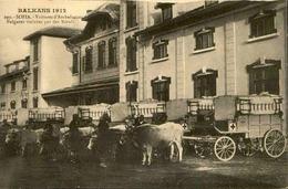 BULGARIE - Carte Postale - Sofia - Voitures D 'Ambulances Bulgares Traînées Par Des Bœufs - L 29975 - Bulgarie
