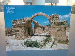 Cp Chypre Pafos Cyprus Timbres Non Oblitérés - Chypre