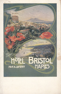 NAPLES - Hôtel BRISTOL  Prop. A.Landry - Napoli (Naples)
