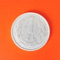 1 Zloty Münze Aus Polen Von 1977 (sehr Schön) - Polen