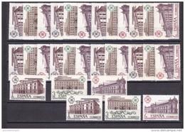España Nº 2326 Al 2328 - 10 Series - 1931-Hoy: 2ª República - ... Juan Carlos I