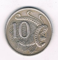 10 CENTS 1967 AUSTRALIE /4264/ - 10 Cents