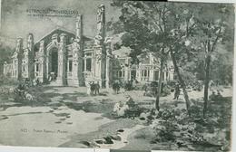 ESPOSIZIONE  MILANO 1906- Automobilismo E Ciclismo Ing.Bianchi Magnani Rondoni - VIAGGIATA E TASSATA,TIMBRO POSTE MILANO - Esposizioni