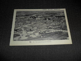"Courtrai  Kortrijk    "" SABENA - Air Lines - Bruxelles ""  Vue Panoramique  -  Propagandakaart - Kortrijk"