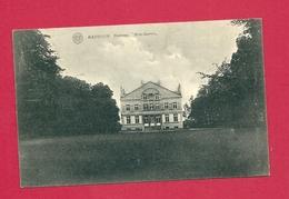 C.P. Baudour  = Château  MON-GARNI - Saint-Ghislain