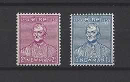 IRLANDE.  YT  N° 124/125   Neuf *  1954 - Neufs