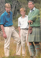 Prince Charles William Harry  Great Brittain (  Groen : Gn 1  ) - Royal Families