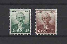 IRLANDE.  YT  N° 136/137   Neuf **  1958 - Neufs