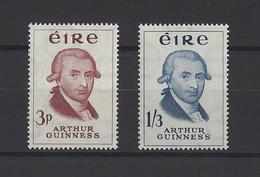 IRLANDE.  YT  N° 142/143   Neuf **  1959 - Neufs