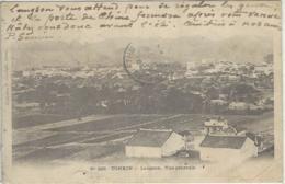 CPA Tonkin LANGSON Dos 1900 Tanpon Convoyeur Langson A Hanoi - Cartoline