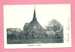 C.P. Baudour  = L'  Eglise - Saint-Ghislain