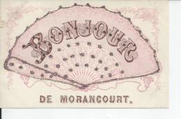 MORANCOURT  Bonjour 1907 - Autres Communes