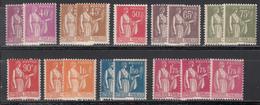 1932-33  Lote De Sellos.  MNH - Nuovi