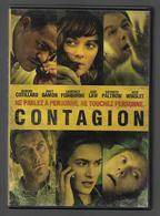 Contagion  Dvd  Gwyneth Paltrow Matt Damon - Horror