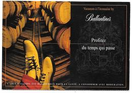 Vacances à L'écossaise By Ballantine's - Whisky - Publicité