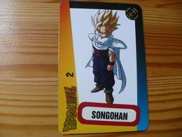 Anime / Manga Trading Card: Dragon Ball 2. - Dragonball Z