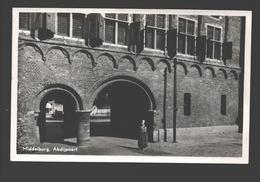 Middelburg - Abdijpoort - 1950 - Middelburg