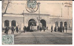 Cpa Toulon - Place Et Porte Notre-Dame . - Toulon
