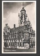Middelburg - Stadhuis - 1951 - Middelburg