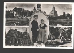 Middelburg - Groeten Uit Middelburg - Multiview - 1951 - Middelburg