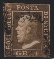 1859 1 Gr. - Sicilia