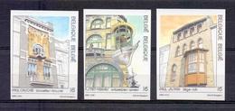 2604/2606 ART NOUVEAU ONGETAND POSTFRIS** 1995 - Belgique