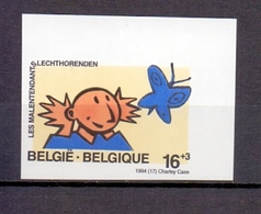 2580 SLECHTHORENDEN  ONGETAND POSTFRIS** 1994 - Belgique
