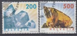 SWITZERLAND 1808-1809,used - Minerals
