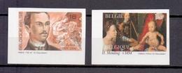 2569/2570 HERDENKINGEN  ONGETAND POSTFRIS** 1994 - Belgique
