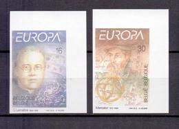 2555/2556 EUROPA  ONGETAND POSTFRIS** 1994 - Belgique