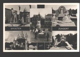 Zundert - Groeten Uit Zundert - Bloemen Corso Zundert - Multiview - Netherlands