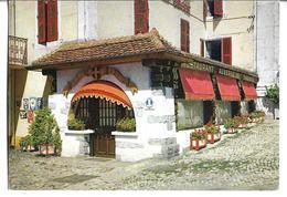 CPM  De  ANNECY  (74)  -  Auberge   De   Savoie  -  B.  COLLON,  Propriétaire      //   TBE - Annecy