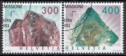 SWITZERLAND 1844-1845,used - Minerals