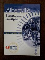 L21/93 Alberville. Etape Au Coeur Des Alpes. Le Tour De France 1998 - Albertville