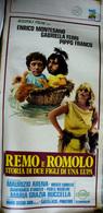 REMO E ROMOLO - Manifesti & Poster