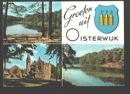 Oisterwijk - Groeten Uit Oisterwijk - Multiview - 1951 - Netherlands
