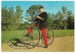 Vélocipède LALLEMENT 1869 - Freinage Sur 2 Roues Par Poignée Tournante - MUSEE HENRI MALARTRE - LYON ROCHETAILLÉE - Cycling