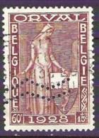 BELGIE OBP 261A - Usados