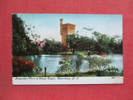 Gabgrebel Park  & Water Tower  Riverhead  New York > Long Island          Ref 3373 - Long Island