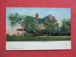 President Roosevelt's Home Oyster Bay   New York > Long Island          Ref 3373 - Long Island