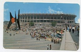 MEXICO - AK 349684 Mexico D.F. - El Estadio Azteca - Mexiko