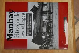 1678/ MANHAY/VAUX CHA/MALEMPRE/ODEIGNE/DOCHAMPS/GRAND MENIL/HARRE En Cartes Postales - Books, Magazines, Comics