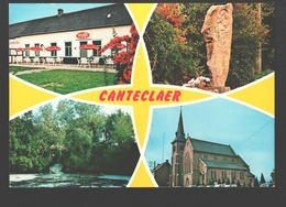 Zwalm - Zichten Zwalm - Café-Restaurant Camping Canteclaer - Pub. Romy Pils - Zwalm